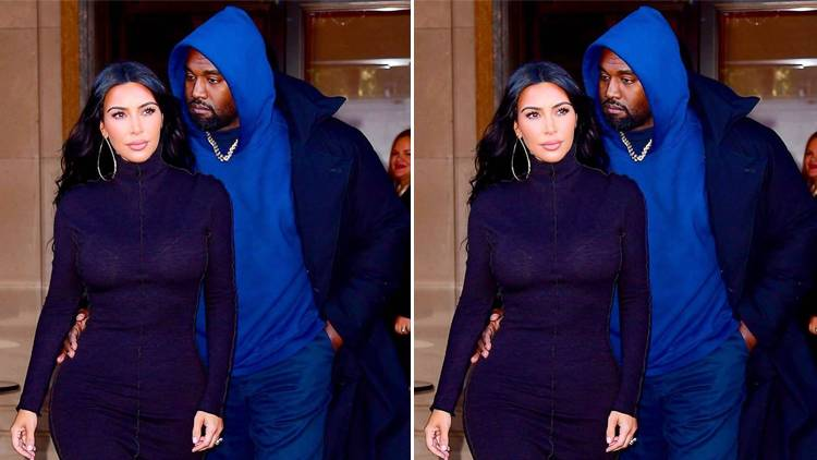 Kim Kardashian To Move To A Different House To Avoid Divorce From Kanye West?