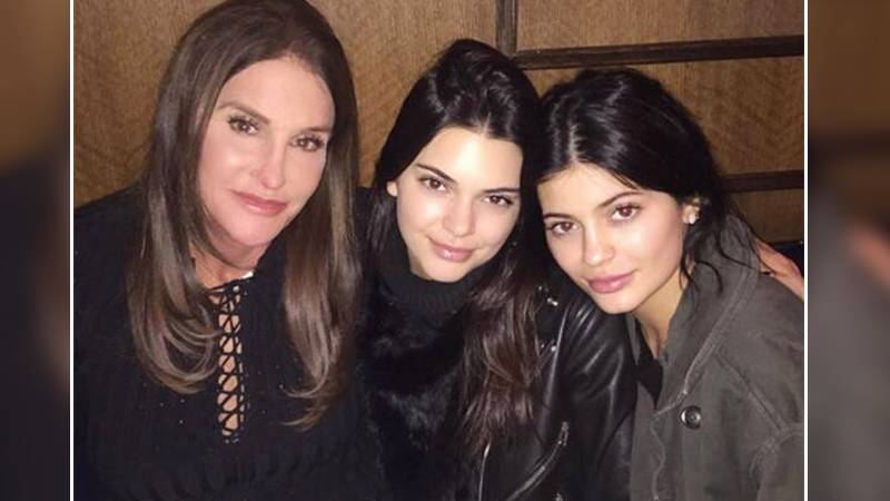 Kylie Jenner & Kendall Jenner Hail Their Dad Caitlyn Jenner As They Celebrate Pride Month