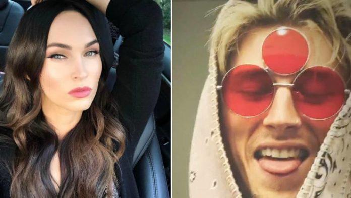 Machine Gun Kelly Cryptically Confirms Dating Megan Fox