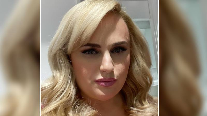Rebel Wilson Shows Off Cheeky Booty As Her Quarantine Workouts Results