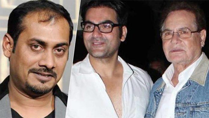Salim Khan & Arbaaz Khan REACT To Dabangg Director's Allegations
