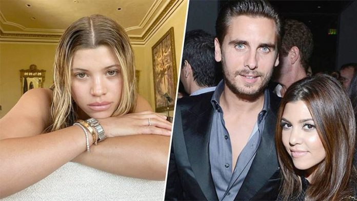 Sofia Richie Shares Cryptic Post After Rumours About Scott & Kourtney's Patch-Up Surface On The Internet