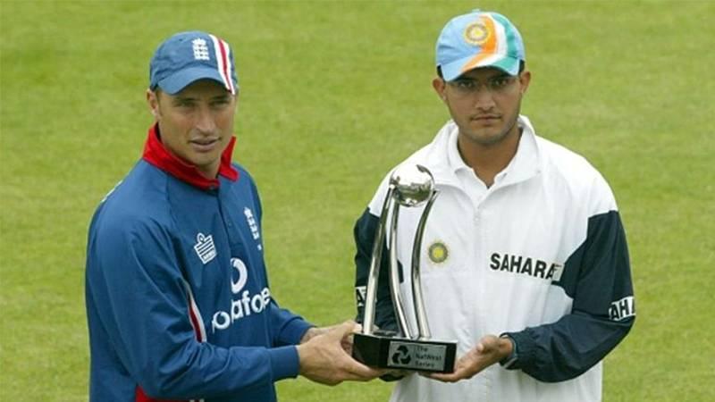 Sourav Ganguly's Reply Leaves Former England Skipper Nasser Hussain In Splits