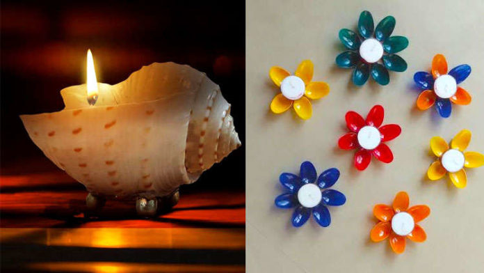 4 Ways To Give Your Traditional Diyas A Modern Twist This Diwali