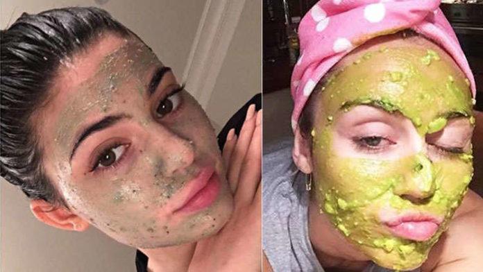 5 EASY DIY Celebrity Favourite Face Masks