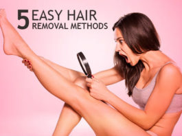 5 Easy Hair Removal Methods You Can Try At Home Amid Lockdown