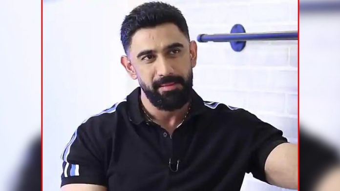 Amit Sadh Gets Himself Tested For COVID-19