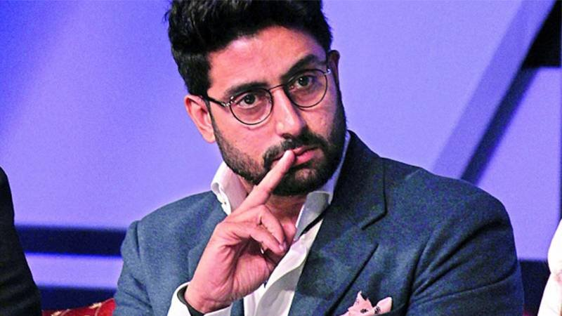 Actor Abhishek Bachchan Also Tested Positive For COVID-19
