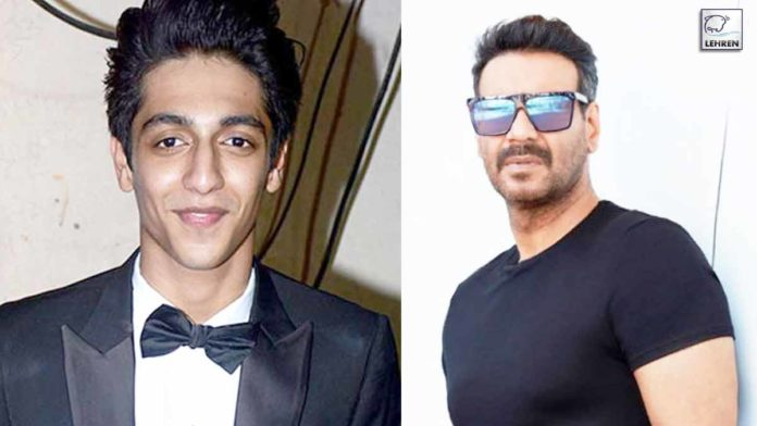 Ahaan Panday Roped In For Ajay Devgn's Superhero Film With YRF