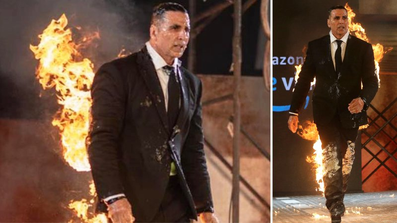 Akshay Kumar To Star In Action-Packed Digital Series