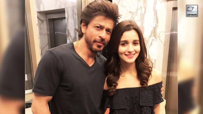 Alia Bhatt & SRK To Share The Screen Space For Woman Centric Comic Drama?