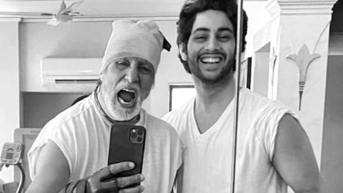 Amitabh Bachchan's Grandson Agastya Nanda To Make Bollywood Debut?