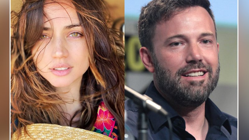 Ana De Armas Banned From Bringing Boyfriend Ben Affleck To The Premiere Of 'No Time To Die'?