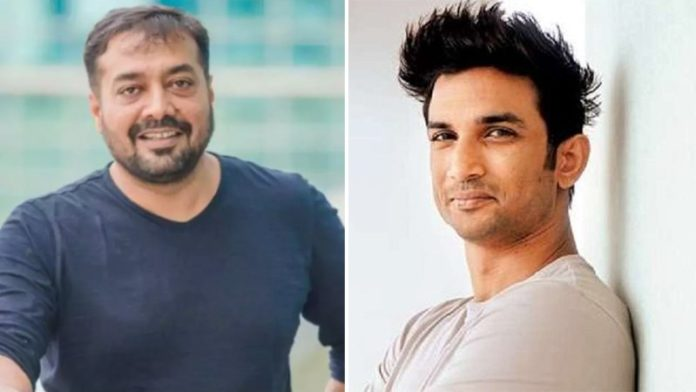 Anurag Kashyap Has To Say THIS About Late Actor Sushant Singh Rajput's Choice Of Films