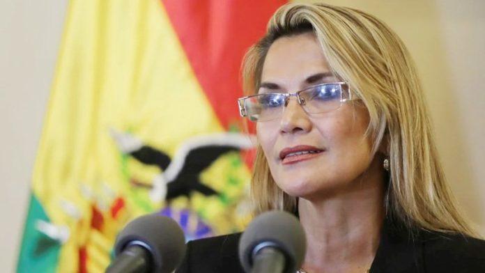 Bolivia President Jeanine Añez tests positive for coronavirus