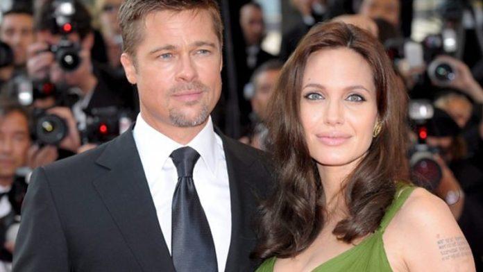 Brad Pitt AGAIN Gets Spotted Outside Angelina Jolie's House