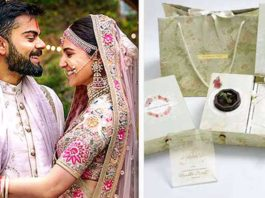 Checkout 5 Innovative Wedding Cards Of Bollywood Celebrities