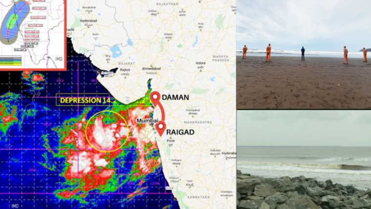 Cyclone Nisarga likely to cross close to Mumbai coast: IMD