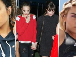 Dakota Johnson & Cara Delevingne Were A Thing Back In 2016?