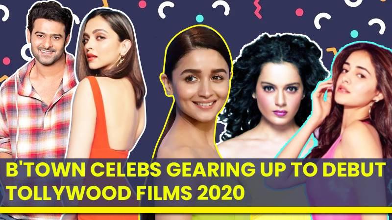 Celebs Gearing Up To Debut In Telugu Film Industry