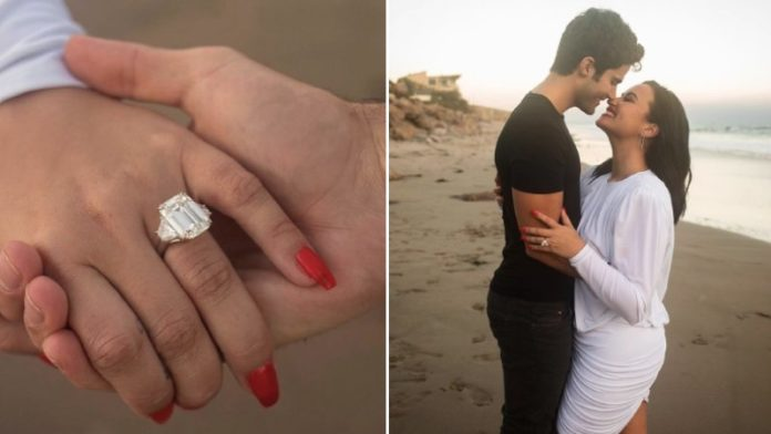 Demi Lovato & Beau Max Ehrich Are Now ENGAGED!