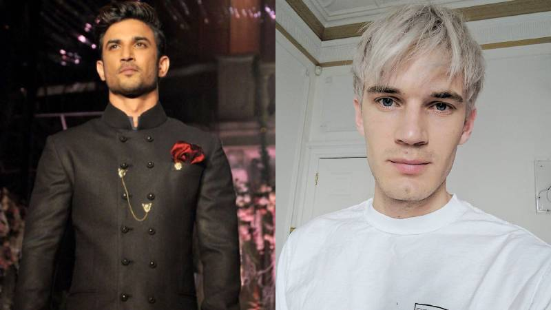 Famous Youtuber Pewdiepie Pays Tribute To Late Sushant Singh Rajput