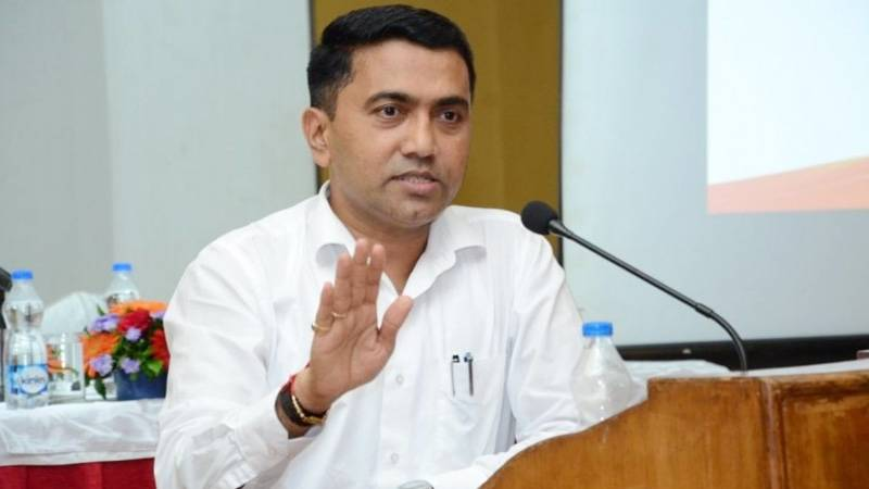 Goa CM Pramod Sawant says, Community transmission of COVID-19 has begun in Goa