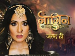 Here's The Official First Look Of Hina Khan In Naagin 5