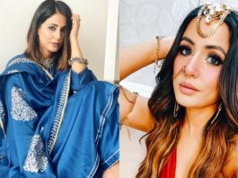Hina Khan Urges For A Fair Chance For Television Actors In Bollywood