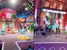 Independence Day Celebration On The Sets Of The Kapil Sharma