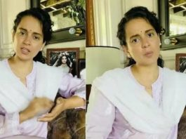 Kangana Ranaut Requests Indians To Boycott Chinese Products