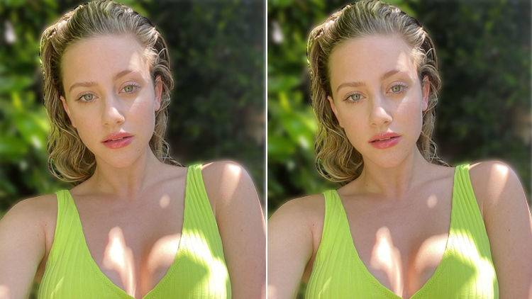 Lili Reinhart Apologized For Using Her Topless Picture On Instagram