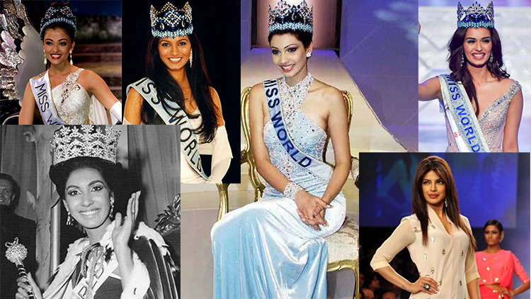 List of Indian Miss Worlds