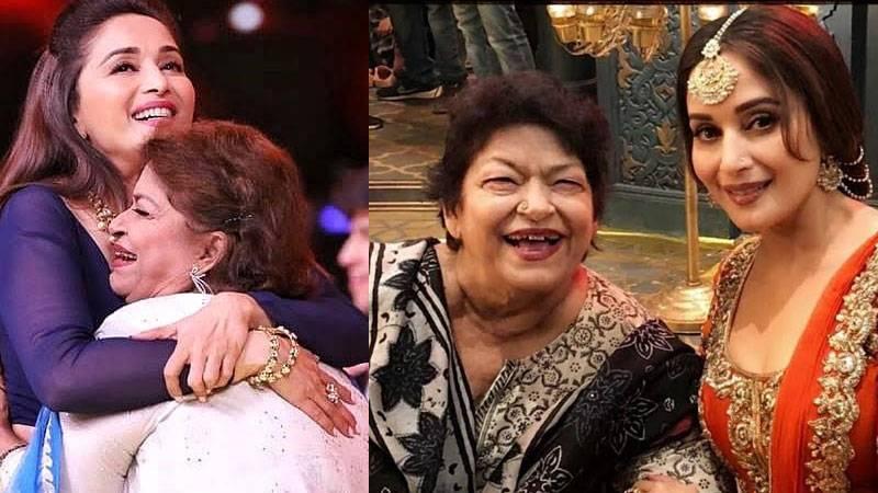 Madhuri Dixit Pens Down A Heartfelt Note For Late Choreographer Saroj Khan On The Occasion Of Guru Purnima