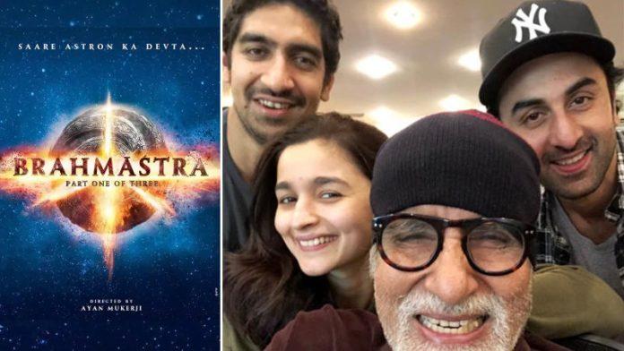 Makers Of Alia Bhatt & Ranbir Kapoor Starrer Brahmastra Are Aiming For THIS Release Date