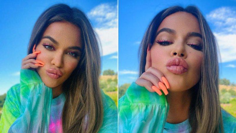 Netizens Slammed Khloe Kardashian For Setting 'Toxic Beauty Standards' After Original Picture Resurfaced