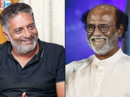 Prakash Raj to play a pivotal role in Rajinikanth's Thalaivar 168