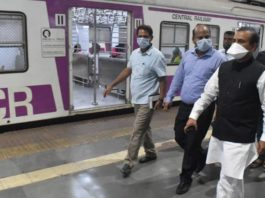 Railways to ply 350 more Mumbai local trains from Wed for essential staff only