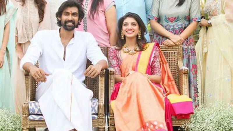 Rana Daggubati & Miheeka Bajaj To Tie The Knot On THIS Date