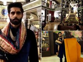 Rrahul Sudhir Takes Us On A Virtual Tour Of The Sets Of Ishq Mein Marjaawan