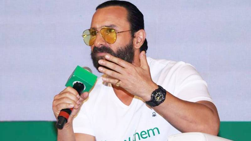 Saif Ali Khan's Says Even He Is A 'Victim Of Nepotism'