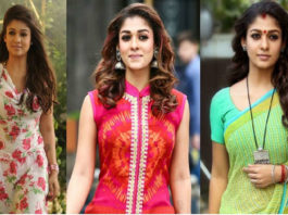Steal These Outfits Inspired By Nayanthara