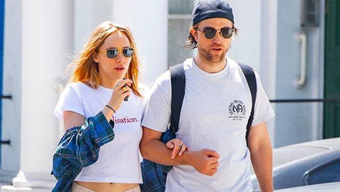 Suki Waterhouse Flashes Ring While On Walk, Hints Engagement With Beau Robert Pattinson?