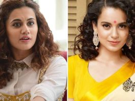 Taapsee Pannu Replies After Kangana Ranaut Calls Her 'B Grade Actress'