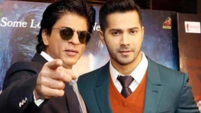 Varun Dhawan To Star As The Lead In A Venture Produced By Shah Rukh Khan?