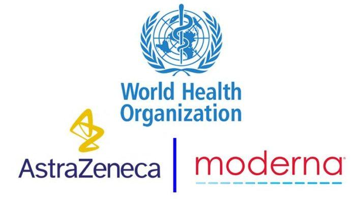 WHO: AstraZeneca leading in COVID-19 vaccine race, Moderna not far behind
