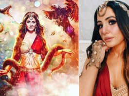 Here's Why Hina Khan Thinks She Has Turned Into Baby While Shooting For Naagin
