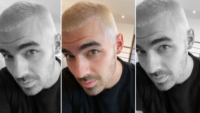 Joe Jonas Surprises His Fans With New Blonde Look, Internet Gushes Over His New Hairdo