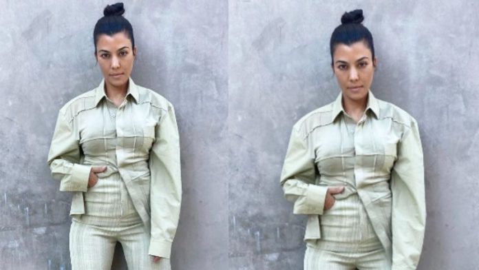 Kourtney Kardashian Hilariously Claps Back At The Troll Who Asked Her To Donate More