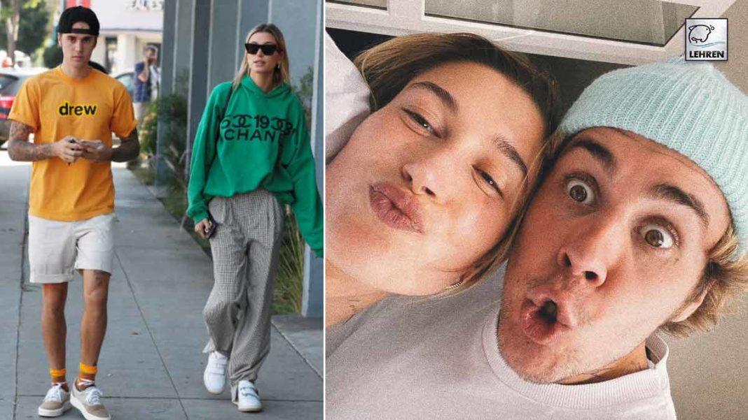 Singer Justin Bieber and Hailey Baldwin celebrates 2nd wedding anniversary